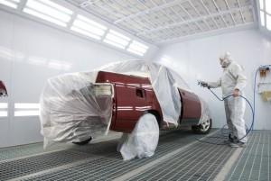 Локальный ремонт кузова авто