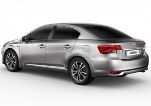 Технический обзор автомашины Toyota Avensis