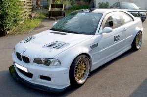 Тюнинг BMW М3 CSL