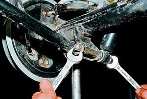 Услуги автосервиса:ремонт подвески