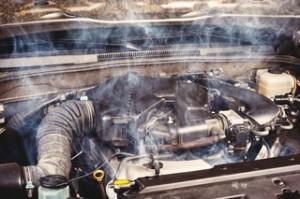 Перегрев двигателя и как с этим бороться