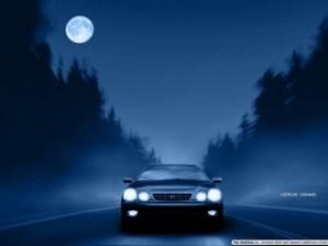 Советы для безопасной езды ночью