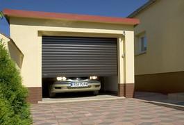 Безопасность вашего автомобиля обеспечат гаражные рольставни