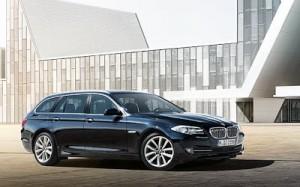 Характеристики BMW 5 серии Туринг
